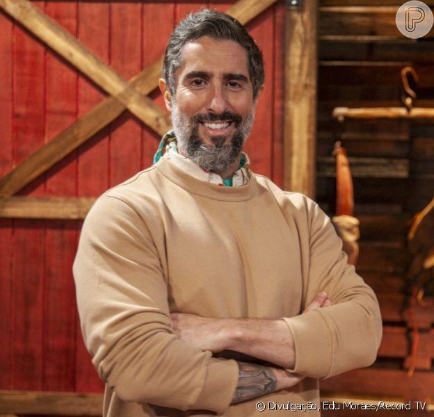 Marcos Mion está sendo cotado para integrar o time de apresentadores da Globo