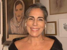 Gloria Pires explica parentesco com Fiuk com paródia e diverte famosos: 'Chorando de rir'