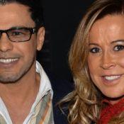 Zilu exibe foto do casamento com Zezé Di Camargo e revela sobre pensão: 'Não recebo'