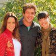 Novela 'A Vida da Gente': Fernanda Vasconcellos, Rafael Cardoso e Marjorie Estiano encabeçam o elenco