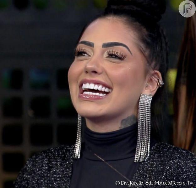 Mirella se casa com Dynho Alves em cerimônia em Cancún, no México, em 14 de fevereiro de 2021