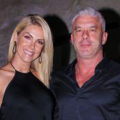 Marido de Ana Hickmann, Alexandre Correa recupera 7 kg após cura do câncer: 'Mais força'