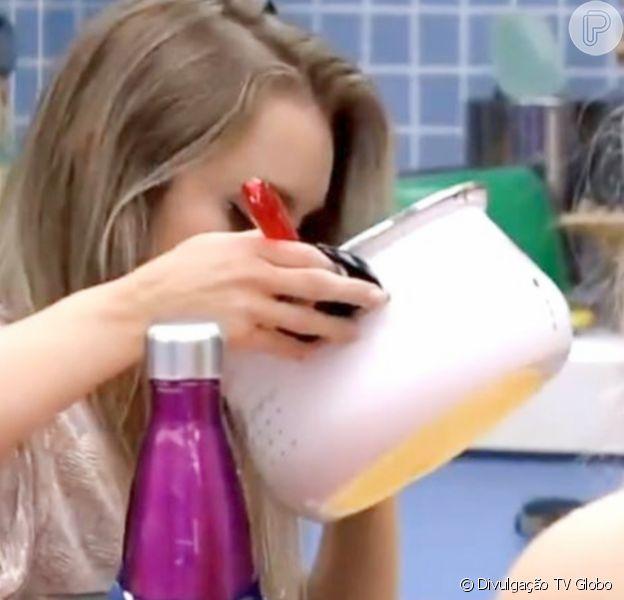 'BBB 21': Globo refez testes em participantes após Carla Diaz apontar falta de paladar