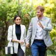 Grávida pela segunda vez, Meghan Markle e o marido, príncipe Harry, descartam um 3º filho