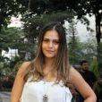 Jéssika Alves gostaria de viver estilo Carminha (Adriana Esteves em 'Avenida Brasil') em novela