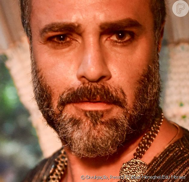 Novela 'Gênesis': Yafeu (Rodrigo Phavanello) vai armar contra Terá (Júlio Braga), mas acaba assassinado