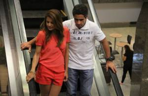 Nívea Stelmann assume namoro após flagra em shopping: 'Três meses juntos'