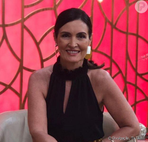 Fátima Bernardes relatou cura do câncer em entrevista a Pedro Bial: 'Veio força, determinação'
