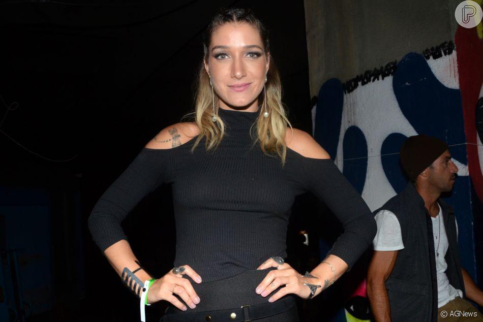 Gabriela Pugliesi passou o ano de 2020 tentando engravidar de Erasmo Viana