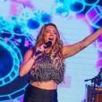 Aysha Benelli é filha da cantora Simony e do rapper  Afro-X