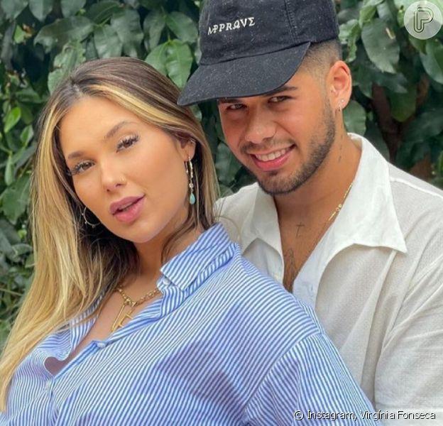 Virgínia Fonseca compara filha a Zé Felipe e mulher de Leonardo em nova ultrassom. Foto!