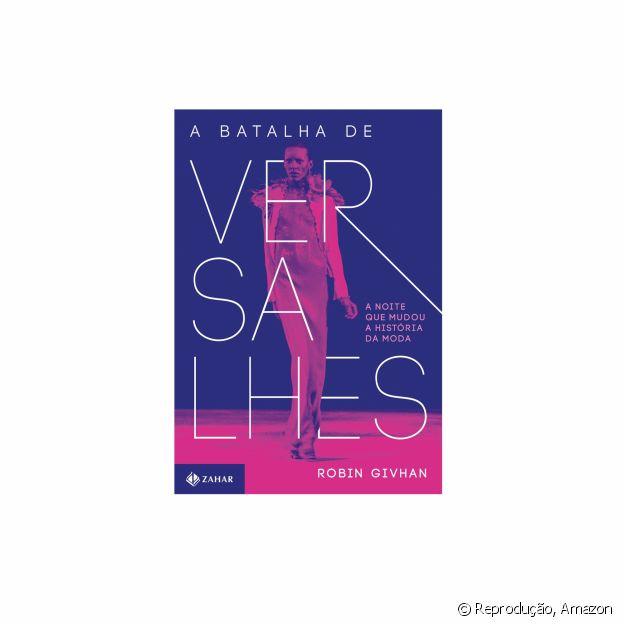 A Batalha de Versalhes, à venda na Amazon