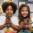Novela 'Salve-se Quem Puder': Petra (Bruna Guerin) dá um sumiço nos ratos dos filhos de Alan (Thiago Fragoso) no capítulo de sexta-feira, 21 de maio de 2021