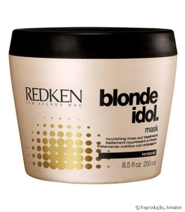 Redken Blonde Idol Máscara