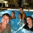 Fotos de Rodrigo Faro com a mulher na juventude impressionam fãs: 'Não envelhecem'