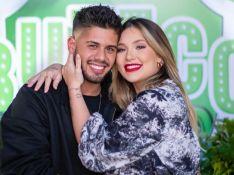 Zé Felipe apoia a mulher, Virgínia, após críticas por babá '24h' para filha do casal: 'É o trabalho'