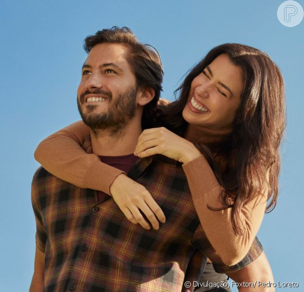 Camila Coutinho detalha 1ª campanha com namorado, João Paulo, e valoriza estilo dele: 'Bom gosto'