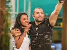 Kaysar Dadour e Gleici Damasceno vivem clima de romance após 'No Limite 5', diz coluna