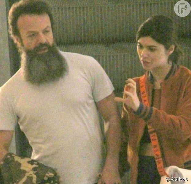 Julianne Trevisol e o músico Amon Lima terminaram namoro após quase 2 anos