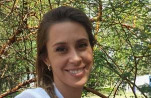 Dani Monteiro, do 'Mais Você', grávida de 4 meses, será mãe de menino: 'Bento'