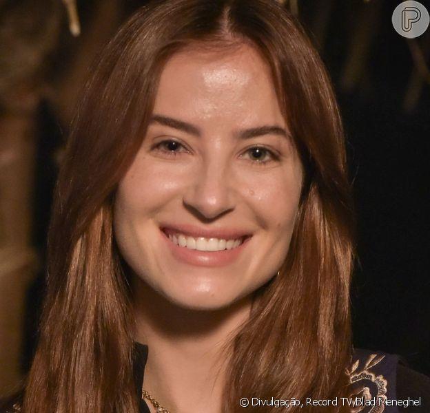 Novela 'Gênesis': Rebeca (Bárbara França) dá à luz Esaú e Jacó no capítulo de quarta-feira, 23 de junho de 2021