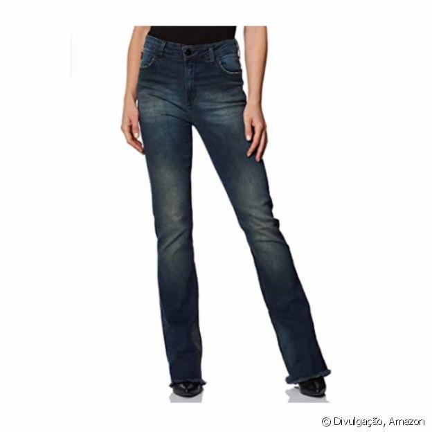 Calça Jeans Boot Cut, da Forum