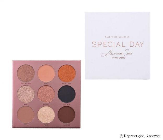 Special Day, Paleta de Sombras Mariana Saad By Océane