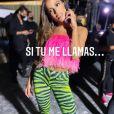 Anitta rebola em performance internacional para premiação na República Dominicana