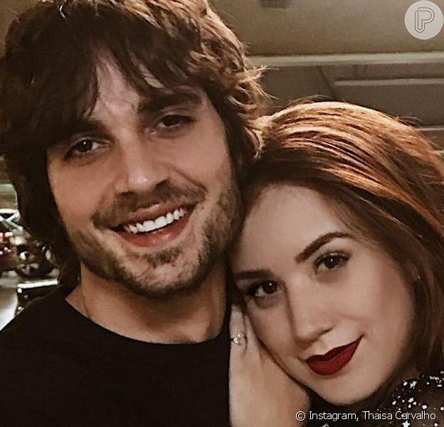 Fiuk está namorando Thaisa Carvalho
