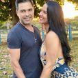 Graciele Lacerda e Zezé Di Camargo vão tentar ter um filho juntos