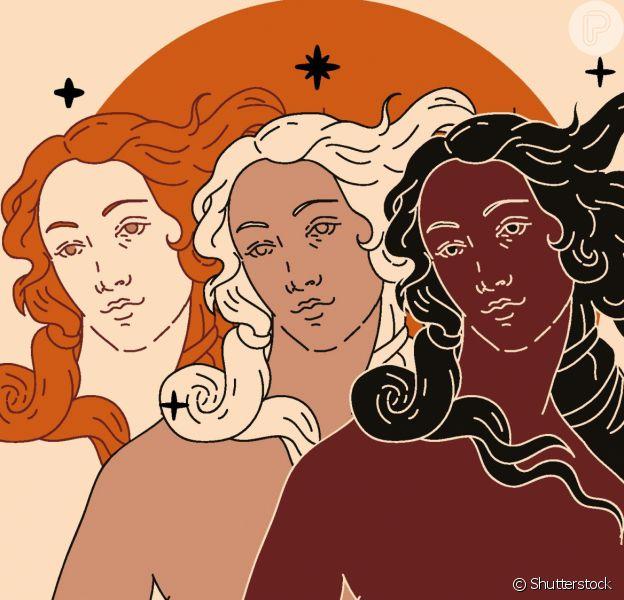 Descubra como Vênus, a deusa do amor influencia seu mapa astral