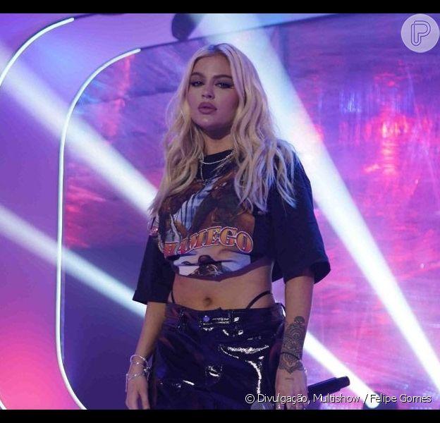Luísa Sonza estreará programa no Multishow no dia 7 de agosto