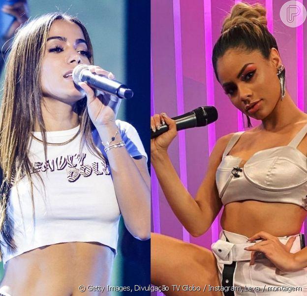 Anitta, Ludmilla e Lexa e mais famosos reagem à inclusão do funk no Grammy Latino
