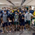 Douglas Souza foi o primeiro atleta da seleção brasileira de vôlei masculino a se assumir gay