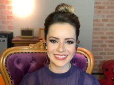 Sandy no HBO Max! Cantora anuncia programa de culinária no streaming: 'Convite inusitado'