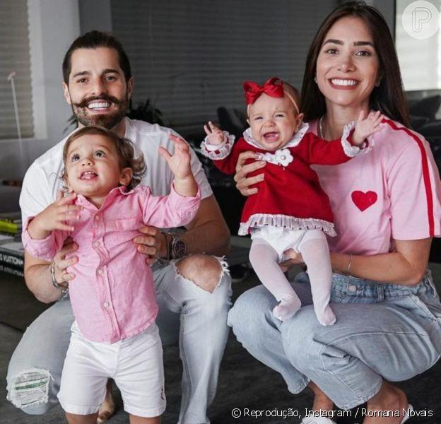 Romana Novais desmentiu boatos de crise no casamento com Alok e rumores de ser ciumenta: 'Não vejo necessidade'