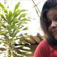 Samara Felippo foi elogiada pelos seguidores por causa da reflexão