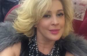 Claudia Raia planeja apresentar programa ao vivo: 'Algo no estilo Hebe Camargo'