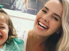 Thaeme mostra rosto da filha em ultrassom hiper-realista aos 8 meses de gravidez: 'Reta final'