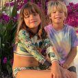 Filhos de Luana Piovani ganharam elogios na web