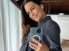 Ticiana Villas Boas anuncia nascimento de filha com Joesley Batista: 'Esperta, forte e faminta!'