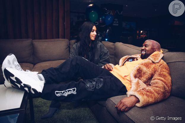 Kim Kardashian e o rapper Kanye West se separaram em 2021 e acordo envolve quantia milionária