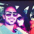 Carolina Ferraz espera a primeira filha de seu relacionamento com Marcelo Marins