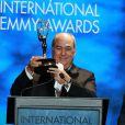 Roberto Irineu Marinho é homenageado no Emmy Internacional