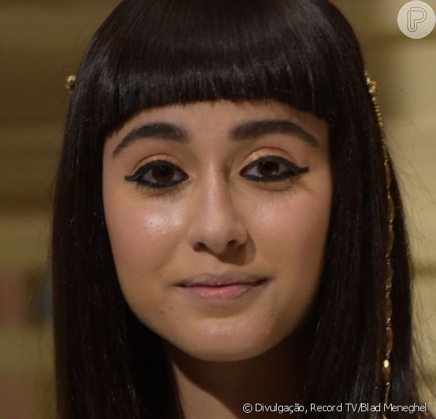 'Gênesis': Amarilis (Marianna Alexandre) fica em coma após ser envenenada