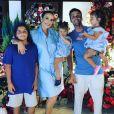 Ivete Sangalo e o filho fizeram apresentação de 'Caçador de Mim'