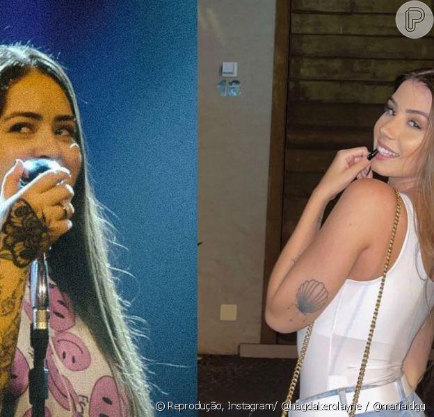 Hagda lança música com participação de Maria Lina