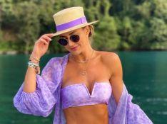 Moda praia de Ana Paula Siebert: os modelos de biquíni e acessórios favoritos da modelo