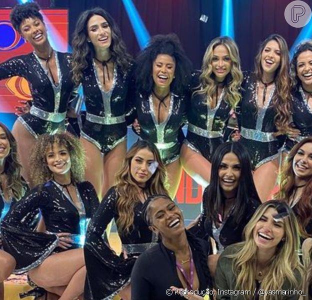 Novas bailarinas do Faustão na Band já foram escolhidas
