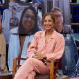Camila Pitanga falou sobre a vida pessoal em uma entrevista no podcast 'Calcinha Larga'